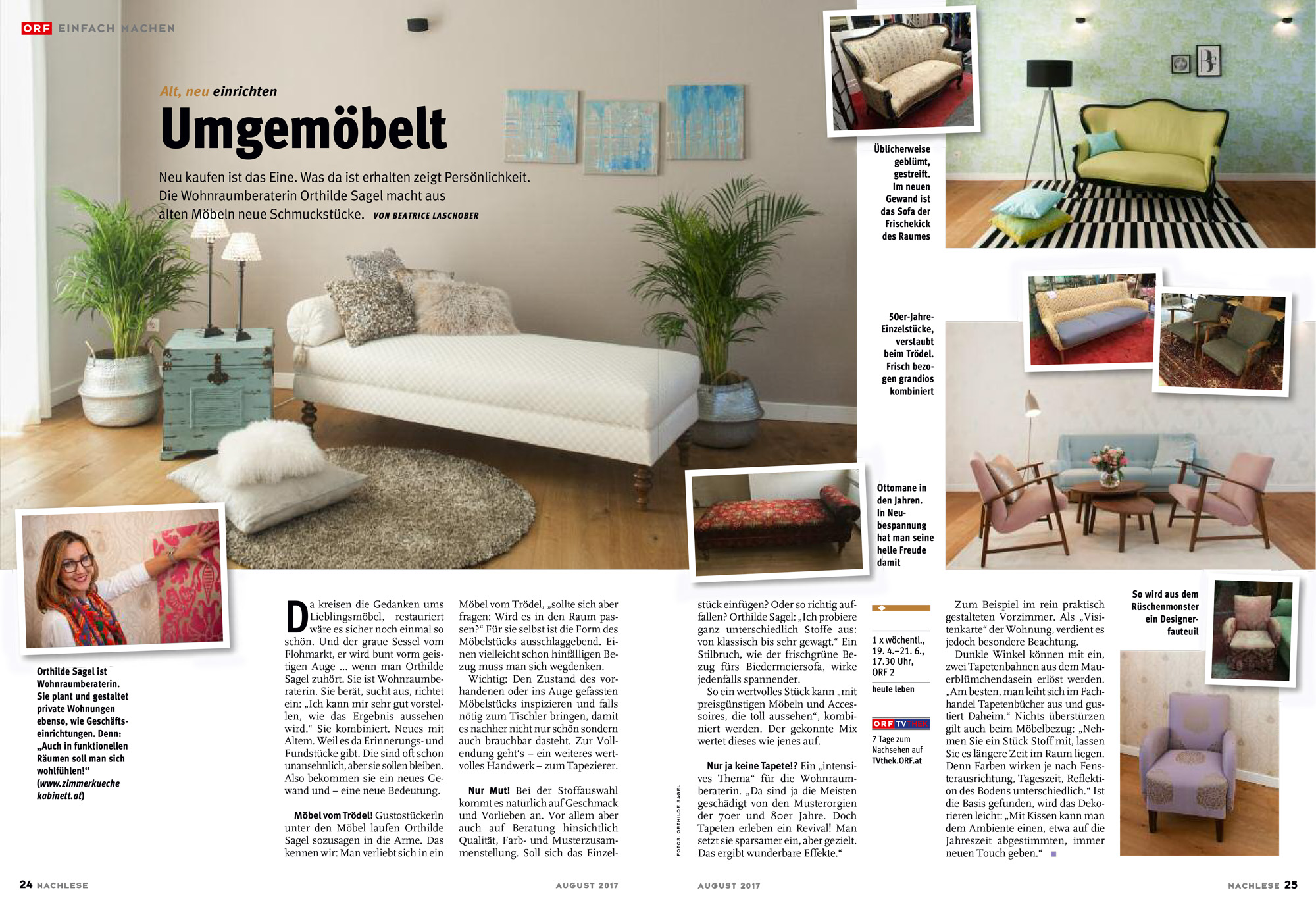 ORF Nachlese August 2017